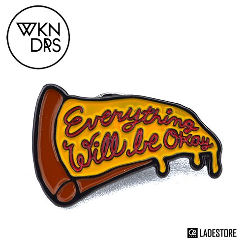 ■ WKNDRS ■ The Everything Pizza PIN