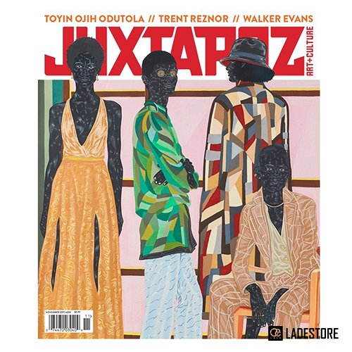 ■ Juxtapoz Magazine ■ NOVEMBER 2017 #202