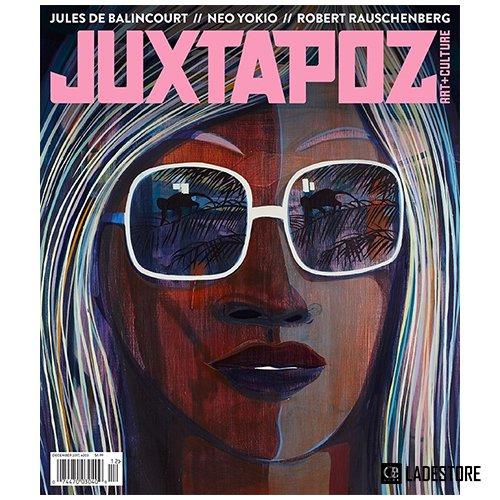 ■ Juxtapoz Magazine ■ DECEMBER 2017 #203