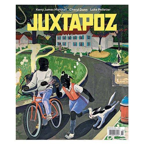 ■ Juxtapoz Magazine ■ Winter 2018 #204
