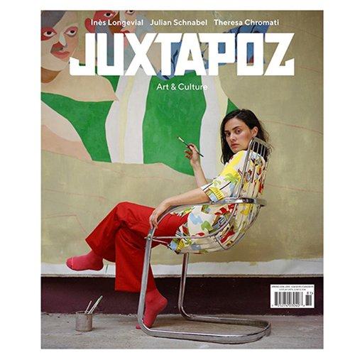 ■ Juxtapoz Magazine ■ Spring 2018 #205