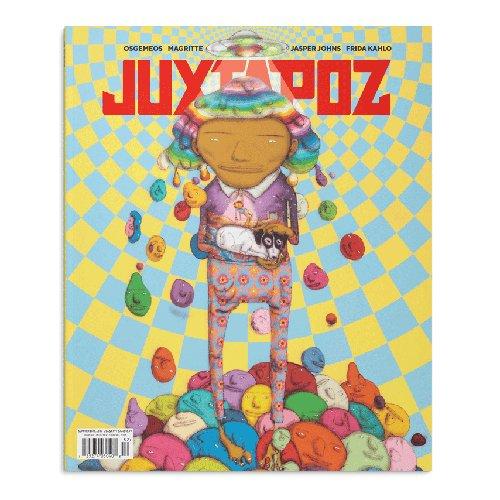 ■ Juxtapoz Magazine ■ Summer 2018 #206