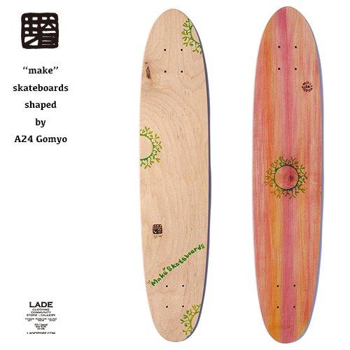 """■ 芽育""""Make""""Skateboards ■..."""