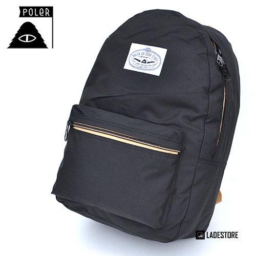 ■POLeR OUTDOOR STUFF ■ Rambler Pack / Black