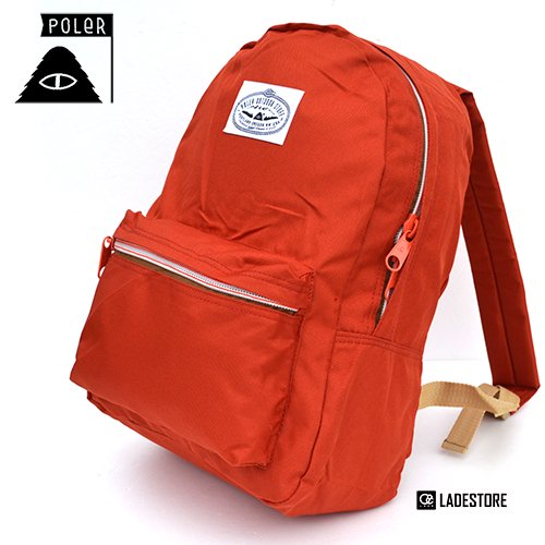■POLeR OUTDOOR STUFF ■ Rambler Pack / Burnt Orange