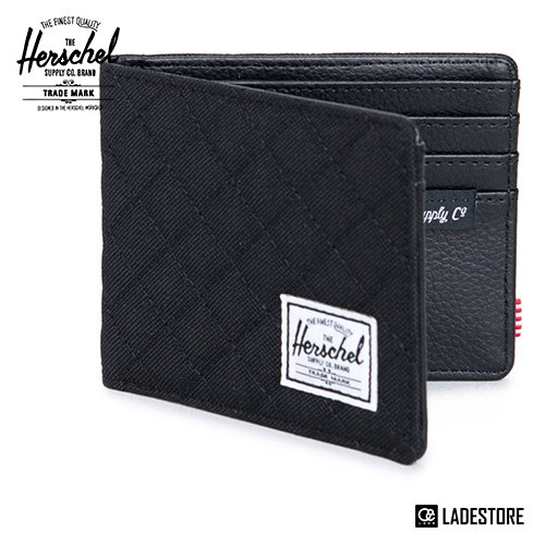 ■Herschel Supply■ Hank / Quilted Black
