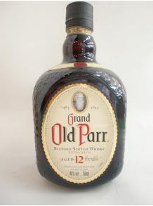 ★スコッチウイスキーの銘品♪★OLD PARR 12Y並行品(オールド・パー12年並行品)750ml 43度