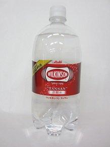 ★刺激強めの本格炭酸水★【アサヒ飲料】ウィルキンソン タンサン PET 1L