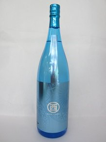★季節限定商品、ロックで飲むために生まれた焼酎!★【丸西酒造】白麹 本格芋焼酎 BLUE LABEL 1.8L  25度