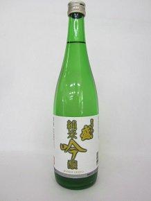 ★酸の少ないまろやかな味わいの酒&食中酒に最適★【明利酒類】ときわ盛 純米吟醸 720ml 15度