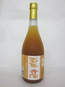 ★バランスの良い甘みと酸味とコクが人気★【明利酒類】 梅香 百年杏酒〜完熟杏にごり仕立て 720ml 12度