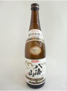 ★八海山を代表する高品質の本醸造!★【八海醸造株式会社】本醸造 八海山 720ml 15.5度