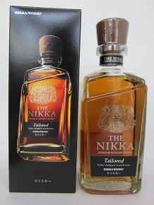 ★香ばしく豊かな余韻・ほのかなビター感★【ニッカウヰスキー】ブレンデッドウイスキー THE NIKKA ザ・ニッカ 700ml 43度