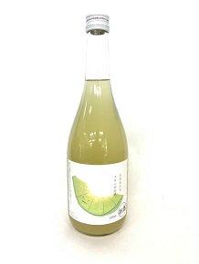 ★ジューシーなメロンの果汁たっぷりのリキュール★【明利酒類株式会社】そのまんまメロンのお酒 720ml 7度