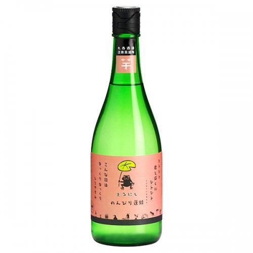 ★丸西酒造お得意の紫芋焼酎★【丸西酒造】のんびり蓮蛙 (はすがえる)720ml  25度