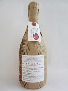 ★季節限定!「とろっとろ」の風味豊かなイチゴのお酒★【北岡本店】とろっといちご 720ml 9.5度