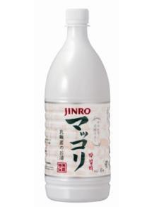 ★本場韓国仕込みの伝統酒♪★【JINRO】乳酸菌のお酒 マッコリ 1000ml 6度