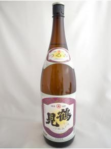 ★お手頃価格で気軽に楽しめるファンの多い芋焼酎★【大石酒造】鶴見 1.8L 25度