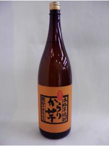 ★鹿児島産の黄金千貫100%使用!★【小正醸造】からり芋 1.8L 25度