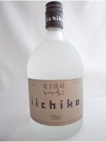 ★まろやかな味わいの人気商品★【三和酒類】いいちこシルエット 25度 720ml