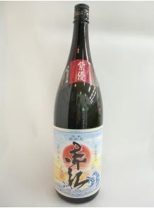 ★特約店限定!赤霧島と同じムラサキマサリ使用!★【落合酒造】赤江 1.8L 25度