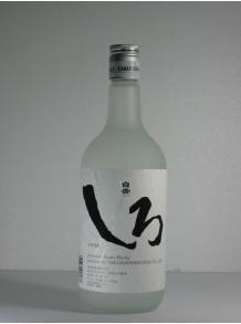 ★米にこだわり!飲み飽きない旨さ♪★【高橋酒造】米焼酎 白岳 しろ 720ml 25度