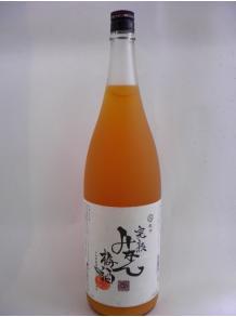 ★和歌山県を代表するこだわりの梅酒♪★【中野BC】紀州 完熟みかん梅酒 1.8L 12度