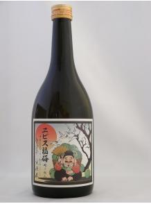 ★幸せ度100%の梅酒★【河内ワイン】エビス福梅 720ml 12.4度