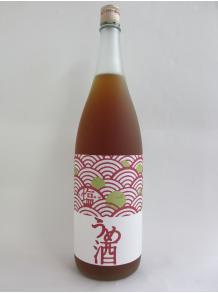 ★どこか懐かしい梅酒★【北島酒造】塩うめ 1.8L 7度