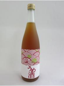 ★どこか懐かしい梅酒★【北島酒造】塩うめ 720ml 7度