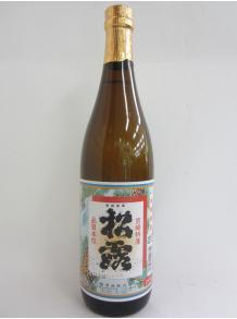 ★宮崎特産!豊かな香りと豊潤な味わいの芋焼酎!★【松露酒造】松露(しょうろ) 720ml 25度