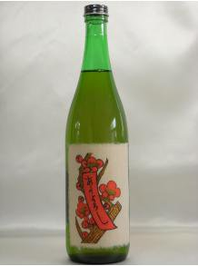 ★大人気の花札シリーズ!★【八木酒造】赤短の梅酒 720ml 14度