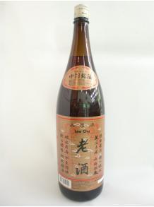 ★アジア系料理に最適♪★中国銘酒 老酒(ラオチュウ) 1.8L 15度