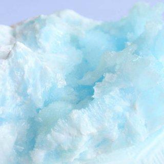 ブルーアラゴナイト原石
