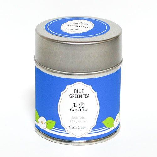 最高級宇治玉露の青い緑茶 [水出し緑茶]