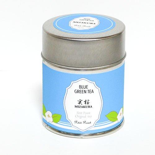 【さくらんぼが香る青い緑茶】実桜(みざくら)[水出し緑茶]
