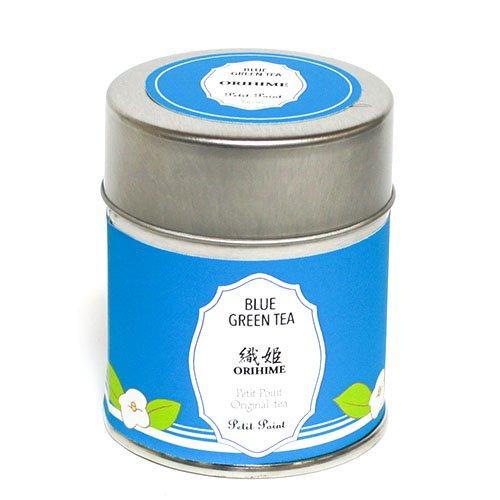 【バラの花とライチが香る青い緑茶】織姫(おりひめ)[水出し緑茶]
