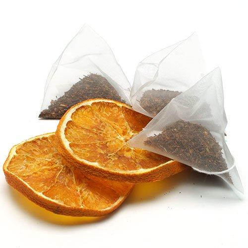 ジューシーなブラッドオレンジ が香るルイボスティー