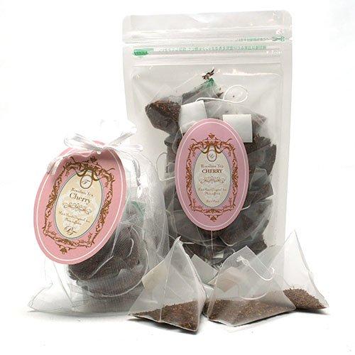 山形の特産果物さくらんぼが香るルイボスティー