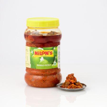 マンゴーアチャール    (Mango Pickel)1kg プラスティックボトル入