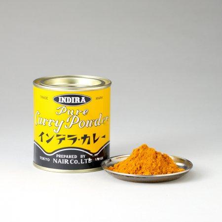 インデラ カレーパウダー 100g缶入