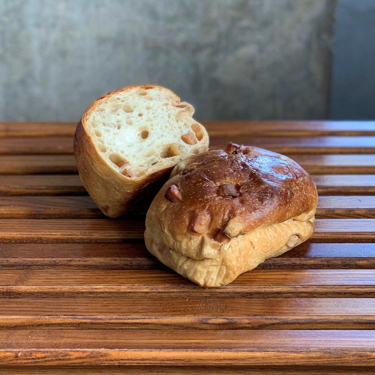 【週末限定】りんごの食パン