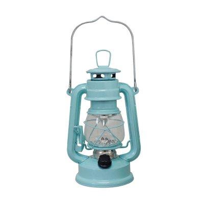 ハリケーンランタン LEDライト ミントグリーン