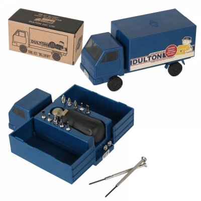 ダルトン ツールキット 工具セット デリバリートラック メガネドライバー