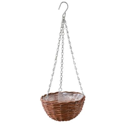 ハンギングバスケット ラウンド (L) 直径21.5cm