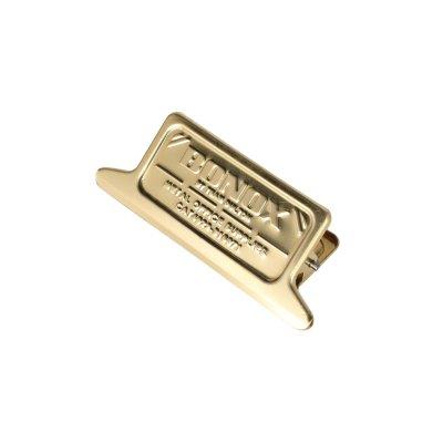 ダルトン BONOX メタルクリップ ブラス 真鍮 ゴールド