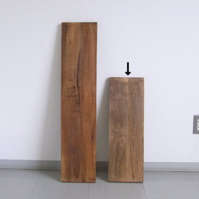 シェルフボード 幅61cm 棚板 古材 マンゴーウッド