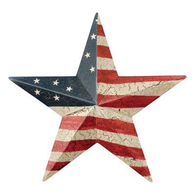 バーンスター USフラッグ/星条旗 (L)
