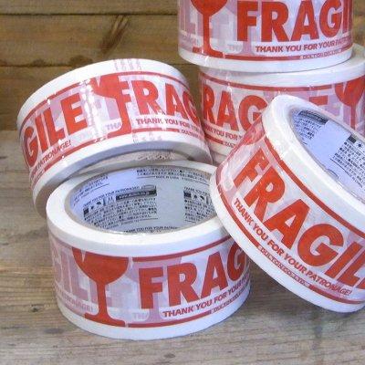 DULTON(ダルトン) パッキングテープ FRAGILE PPT-1