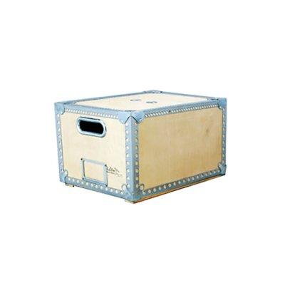 DULTON(ダルトン) ウッデンボックス/木箱 (L)
